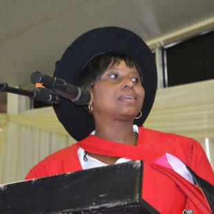 Dr Zilungile Kwitshana
