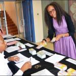 N-Gap lecturer graduates