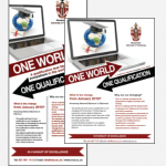 One-World, One Qualification Campaign  -  From National Diploma to Diploma