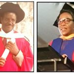 Two PhDs for Management faculty