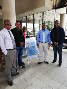 MUT visits Botswana to recruit students