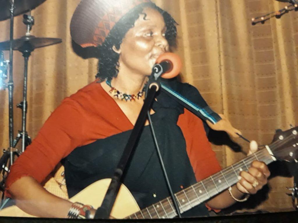 The late Bongi Mkhize