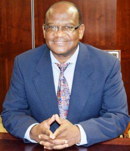 MUT VC, Dr Enoch Duma Malaza