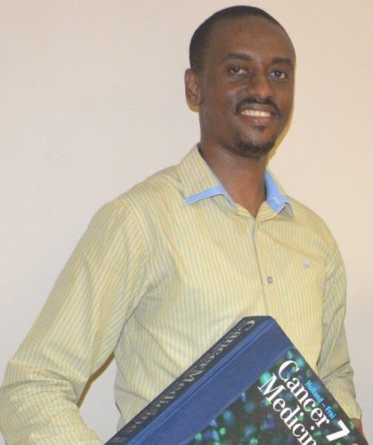 Dr Njabulo Gumede