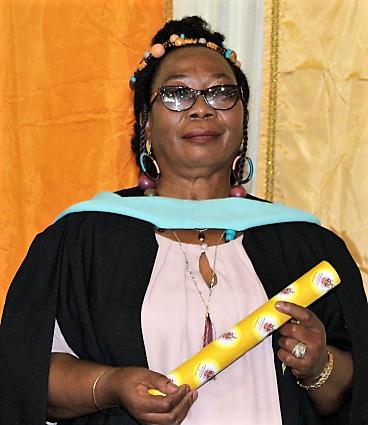 Mrs Sizakele Ngcobo