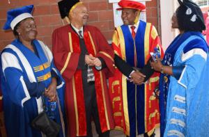Inauguration Inauguration of Dr Malaza